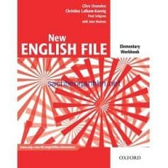 New English File Elementary Workbook pdf