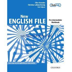 New English File Pre-Intermediate Workbook