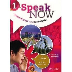 Speak Now 1 Student's Book
