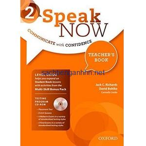 Speak Now 2 Teacher's Book