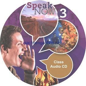 Speak Now 3 Class Audio CD