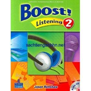 Boost! Listening 2 Student Book pdf ebook
