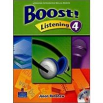 Boost! Listening 4 Student Book