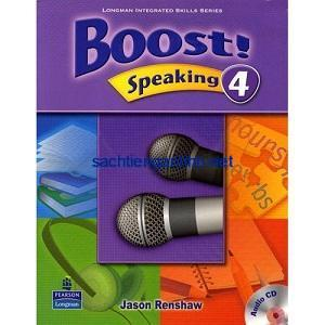 Boost! Speaking 4 Student Book