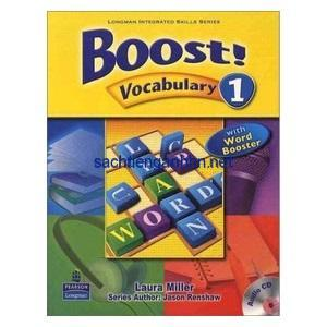 Boost! Vocabulary 1 Student Book