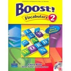 Boost! 2 Vocabulary Student Book Word Booster