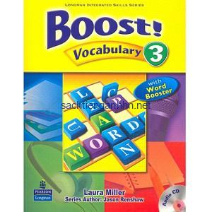 Boost! 3 Vocabulary Student Book