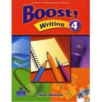Boost! Writing 4 Student Book