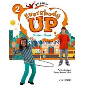 Everybody Up 2nd Edition 2 Student Book