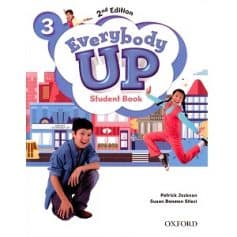 Everybody Up 2nd Edition 3 Student Book