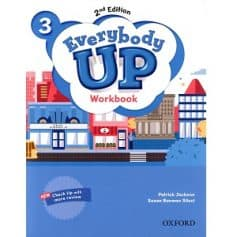 Everybody Up 2nd Edition 3 Workbook
