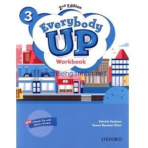Everybody Up 2nd Edition 3 Workbook