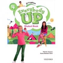 Everybody Up 2nd Edition 4 Student Book