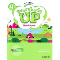 Everybody Up 2nd Edition 4 Workbook
