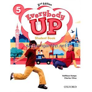 Everybody Up 5 Student Book 2nd Edition