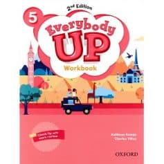 Everybody Up 2nd Edition 5 Workbook