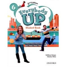 Everybody Up 2nd Edition 6 Student Book
