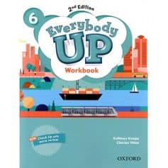 Everybody Up 2nd Edition 6 Workbook