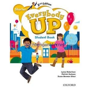 Everybody Up 2nd Edition Starter Student Book