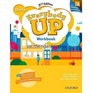 Everybody Up 2nd Edition Starter Workbook pdf ebook audio
