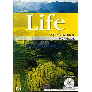 Life British English Pre-Intermediate B1 Workbook