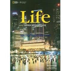 Life Upper-Intermediate B2 Student Book