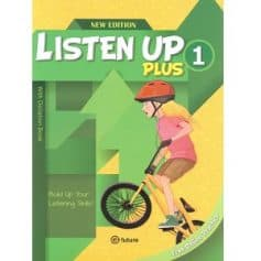 Listen Up 1 Plus New Edition Student Book