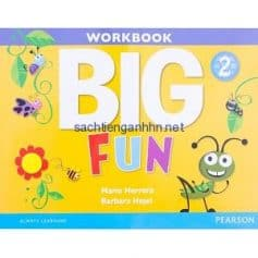 Big Fun 2 Workbook