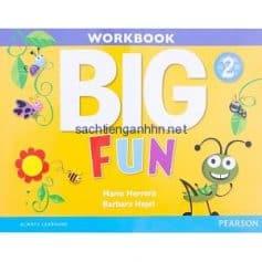 Big Fun 2 Workbook