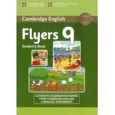 Cambridge YLE Tests Flyers 9 Student Book