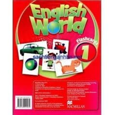 English World 1 Flashcards - Password Protected