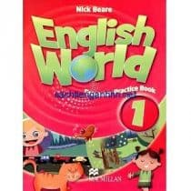 English World 1 Grammar Practice Book