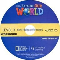 Explore Our World 3 Workbook Audio CD