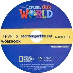 Explore Our World 3 Workbook Audio CD
