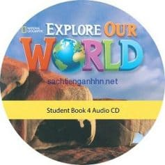Explore Our World 4 Student Book Audio CD