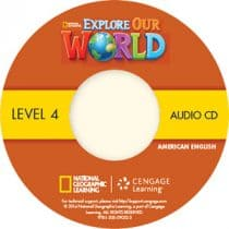 Explore Our World 4 Workbook Audio CD
