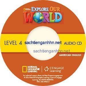 Explore Our World 4 Workbook Audio CD