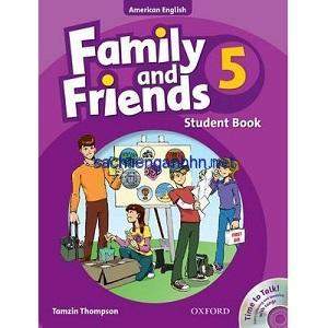 Family and Friends 5 Student Book