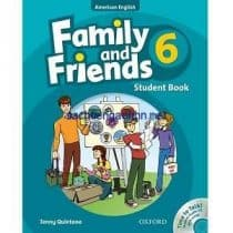 Family and Friends 6 Student Book American English