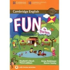 Fun for Starters Student's Book 3rd Edition