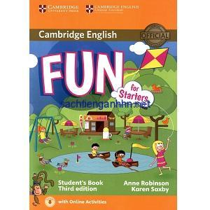 Fun for starters students book 3rd edition ebook pdf cd download free fandeluxe Choice Image