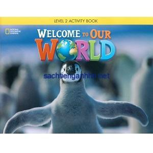 Welcome to Our World 2 Activity Book pdf