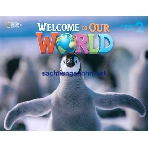 Welcome to Our World 2 Student Book