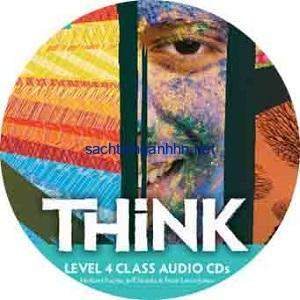 Think 4 B2 Class Audio CD