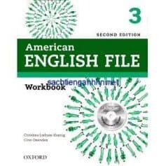 American English File 2nd Edition 3 Workbook