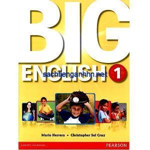 Big English (American English) 1 Student Book