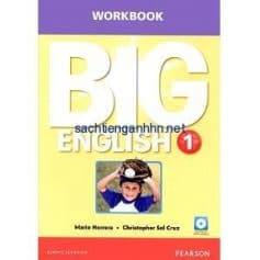 Big English (American English) 1 Workbook