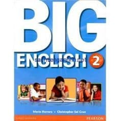 Big English (American English) 2 Student Book