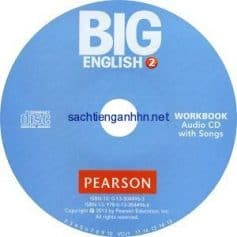 Big English (American English) 2 Workbook Audio CD