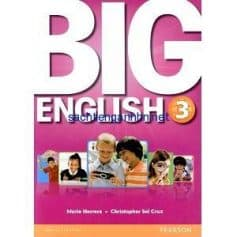 Big English (American English) 3 Student Book